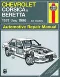 Chevrolet Corsica & Beretta  '87'96 (Haynes Manuals)