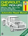 Chevrolet and GMC Pick-Ups Automotive Repair Manual