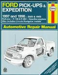 Ford Pick-Ups and Expedition and Lincoln Navigator Automotive Repair Manual