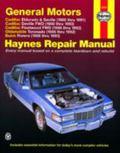 GM: Eldorado, Seville, Deville, Riviera & Toronado, '86'93 (Haynes Manuals)