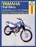 Yamaha Trail Bikes Owners Workshop Manuel