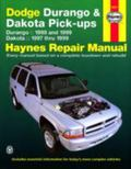 Dodge Durango '98'99 & Dakota '97'99 (Haynes Manuals)