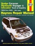 Dodge Caravan, Plymouth Voyager & Chrysler Town & Country ~ 1996 thru 1999 Mini-vans (Haynes...
