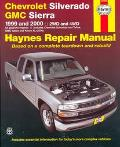 Chevrolet and GMC Pick-Ups Automotive Repair Manual