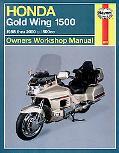 Haynes Honda Gold Wing 1500 1998 Thru 2000