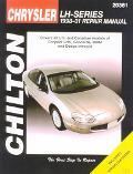 Chilton's Chrysler Lh-Series 1998-01 Repair Manual Covers U.S. and Canadian Models of Chrysl...