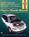 Dodge Caravan, Plymouth Voyager and Chrysler Town and Country Automotive Repair Manual, Mini...