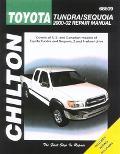 Toyota Tundra & Sequoia, 2000-2002