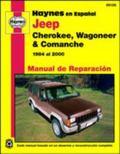 Jeep Cherokee, Wagoneer & Comanche 1984 Al 2000