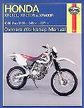 Honda Xr250l, Xr250r & Xr400r, 1986 Thru 2003