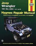Jeep Wrangler 1987 Thru 2003 All Models