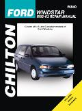 Ford Windstar 1995-2003 Repair Manual