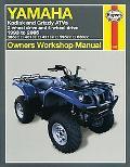 Yamaha Kodiak & Grizzly Atvs 1993 to 2005 2-wheel Drive and 4-wheel Drive