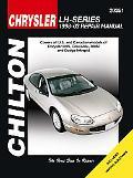 Chilton Chrysler-LH Series 1998-03 Repair Manual