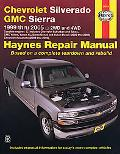 Chevrolet & GMC Pick-ups Automotive Repair Manual Chevrolet Silverado and Gmc Pick-ups (1999...