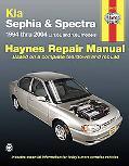 Kia Sephia & Spectra Automotive Repair Manual 1994 Thru 2004 1.6l And 1.8l Models