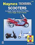 Scooters Service and Repair Manual