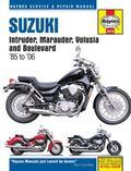 Suzuki Intruder, Marauder, Volusia and Boulevard '85 to '06