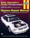 Buick, Oldsmobile & Pontiac Full-size Models 1985 Thru 2005; Front-wheel Drive