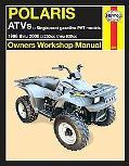 Polaris Atvs 1998 Thru 2006 Single-seat Gasoline Pvt Models; 250cc Thru 800cc
