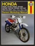 Honda Xr50/70/80/100 1985 Thru 2007