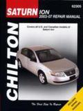 Saturn Ion: 2003 through 2007: 2003 through 2007
