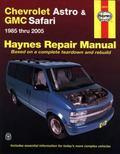 Haynes Chevrolet Astro and GMC Safari 1985 Thru 2005
