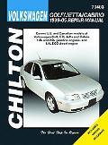 Volkswagen Golf/Jetta/GTI: 1999 through  2005 (Chilton's Total Car Care Repair Manuals)