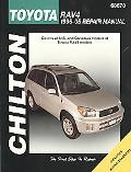 Chilton's Toyota Rav4, 1996-2005 Repair Manual: Covers All U.s. and Canadian Models of Toyot...