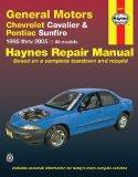 General Motors Chevrolet Cavalier & Pontiac Sunfire: 1995 thru 2005 (Haynes Repair Manual)