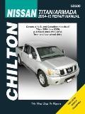 Nissan Titan and Armada 2004 Thru 2010