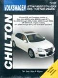 VW Jetta, Rabbit, Gti and Golf Automotive Repair Manual, 2006-2011