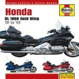 Honda GL 1800 Gold Wing '01 to '10 (Haynes Manuals)
