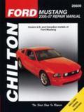 Ford Mustang Automotive Repair Manual : 2005-10