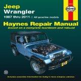 Jeep Wrangler: 1987 thru 2011 - All gasoline models (Haynes Manuals)