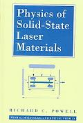 Physics of Solid-State Laser Materials