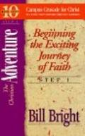 Christian Adventure Beginning the Exciting Journey of Faith