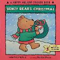 Benjy Bear's Christmas: A Happy Holiday Sticker Book
