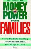 Money Power for Families - Tama McAleese - Paperback