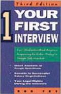 Your First Interview