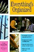 Everything's Organized - Lisa Kanarek - Paperback
