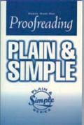 Proofreading Plain and Simple