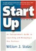 Start Up An Entrepreneur's Guide to Launching and Managing a New Business