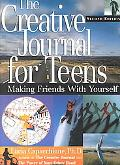 Creative Journal for Teens Making Friends With Yourself