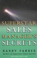 Superstar Sales Manager's Secrets