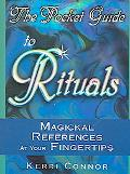 Pocket Guide to Rituals Magickal References at Your Fingertips