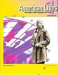 American Lives Low Intermediate Student Book