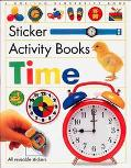 Sticker Activity Books: Time