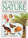 Dictionary of Nature: 2000 Key Words Arranged Thematically