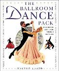 Ballroom Dance Pack Book With Cd/Step Cards/Feet Templates